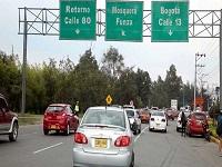 Conozca el plan de seguridad vial para Semana Santa en Cundinamarca