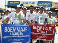 Planes éxodo y retorno para Semana Santa en Bogotá y Cundinamarca
