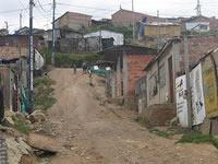 Residentes de Soacha viven encarcelados por los delincuentes