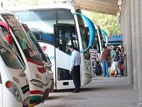 Terminal del Norte moviliza 10.000 pasajeros diarios