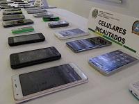 Policía de Cundinamarca recupera cerca de 702 celulares robados