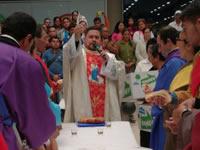 Semana Santa en Mercurio  Centro Comercial de Soacha