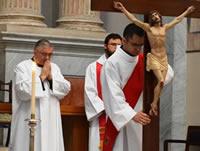 Viernes Santo, tradición, respeto y mitos   para los católicos