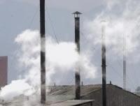 Suspenden  actividades a 8 empresas que contaminaban el aire de la capital