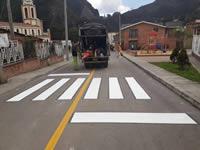 Convocatoria a municipios para que presenten proyectos de señalización vial