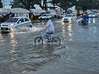 Se registraron inundaciones en vías y fincas de Cundinamarca