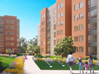En Soacha se construirán 432 nuevos apartamentos