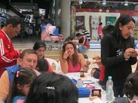 Durante el mes de la infancia Mercurio ofrece talleres especiales para niños