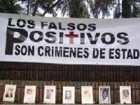 En Ocaña reciben a Uribe recordándole los Falsos Positivos de Soacha