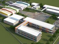 El nuevo megacolegio que se construye en Soacha