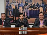 Así fue el primer trimestre de Gómez Talero  liderando el  Concejo de Sibaté