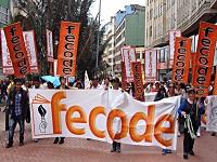 Fecode anunció nuevo paro de maestros