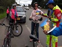 Positivo balance de seguridad vial en el departamento