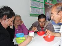 Adultos mayores  de Soacha  reciben atención especial