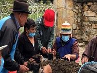 Fusagasugá promueve actividad ocupacional de los adultos mayores
