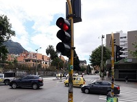 Solicitan suspender contrato de  semaforización en Bogotá