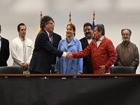 Buscan nueva sede para los diálogos de paz con la guerrilla del ELN