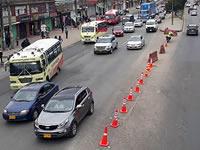 ¿Quién manda en la movilidad de la Autopista Sur en Soacha?