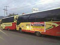 Paro de transportadores en Sibaté