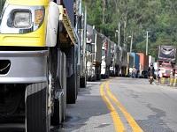 Amplían restricción de tráfico pesado en Chía