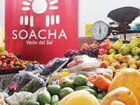 Reciclaje por comida, un cambio saludable en Soacha