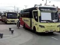 Se normaliza servicio de transporte colectivo en Sibaté