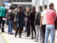 Según el Dane, en marzo la tasa de desempleo fue de 9,4%
