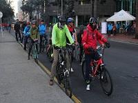 Bogotá tendría sistema de registro único de bicicletas