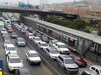 ¿Por qué estos días no es utilizado el carril de Transmilenio por el tráfico mixto en Soacha?