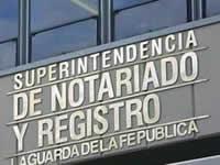 A partir de mayo, se incrementan trámites notariales