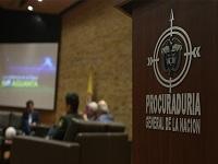 Procuraduría destituyó al alcalde y cinco concejales de El Rosal