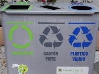 En Cundinamarca usted podrá cambiar reciclaje por alimentos