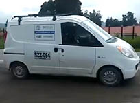 """En Sibaté multan  vehículo encargado de sacar las """"fotomultas"""""""
