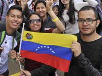 Ya van 1.759 familias venezolanas registradas  en Soacha