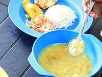 Niños de Soacha se quedarían sin alimentación escolar