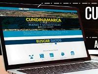 Cundinamarca ya tiene su propia herramienta para conocer mapas y estadísticas