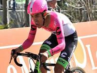 Ciclista soachuno sigue pedaleando rumbo al éxito