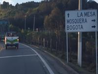 Por obras,  habrá cierre en vía Mondoñedo-La Mesa