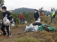 Remueven 38 mil metros cúbicos de basuras y escombros para disminuir riesgo de inundaciones en Soacha