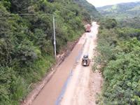 Avanza rehabilitación  vía Boquerón–Pandi