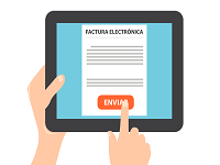 Contribuyentes deberán empezar a usar factura electrónica en septiembre