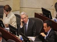 En Junio se decide futuro de la curul de Uribe