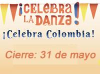 Se cierra el plazo para participar en la Convocatoria ¡Celebra la Danza! ¡Celebra Colombia!