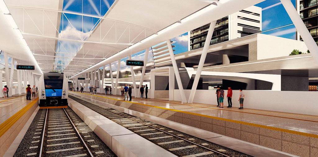 Revive propuesta para construir tren entre Soacha y Bogotá