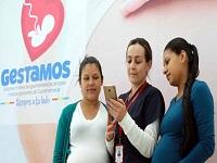 Cundinamarca desarrolla app que cuida a las madres gestantes