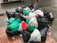Investigan quejas por acumulación de basuras en Bogotá