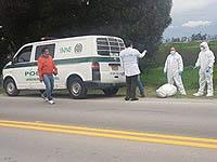 Hallan cuerpo de hombre  descuartizado en Soacha