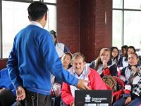 Estudiantes de Facatativá hablan de problemas sociales con su alcalde