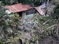 37 familias del municipio de Caparrapí deben ser reubicadas