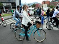 Según estudio, mueren más ciclistas en Bogotá que en toda España